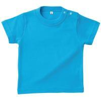 ベビー向けサイズ展開のヘビーウェイトTシャツ。12色3サイズで組合せの幅が広がります。プリントを入れ...