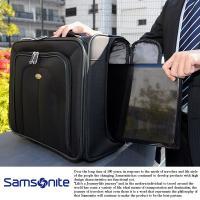 サムソナイト/キャリーケース/MOBILE OFFICE/モバイルオフィス サイズ:幅42×高さ38...