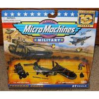 Micro マシーン S.E.A.L.S. #1 ミリタリー コレクション [海外取寄せ品] サイズ...