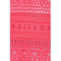 ReneeC. レディース ロング スリーブ オープン フロント Cardigan - Crochet Kimono スタイル - (海外取寄せ品)