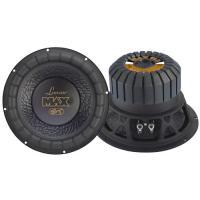 Lanzar MAX12D 12-インチ デュアル Voice Coil Subwoofer for スモール Enclosures(海外取寄せ品)