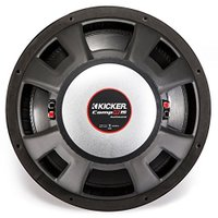 "Kicker CompR 15"" 4-Ohm Subwoofer(海外取寄せ品)"