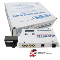 Audiocontrol Epicenter Epicenter Car Audio デジタル Bass Equalizer ホワイ(海外取寄せ品)