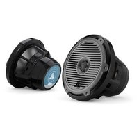 "JL Audio M880-CCX-CG-TB 8.8"" 125 ワット マリーン コックピット Coaxial スピーカー (Ti(海外取寄せ品)"