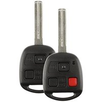 Discount Keyless Remote Entry リプレイスメント Uncut キー フォブ For HYQ1512V 6(海外取寄せ品)