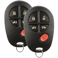 Discount Keyless リプレイスメント Van Door キー フォブ Car Entry Remote For Toy(海外取寄せ品)