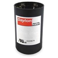モーター Start Capacitor, 320-384 MFD, ラウンド(海外取寄せ品)