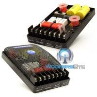 """ハイブリッド-65 - CDT Audio 6.5"""" 4-Ohm 2-ウェイ Component スピーカー System(海外取寄せ品)"""