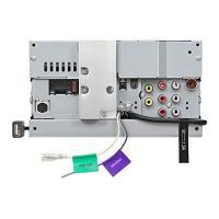 Kenwood DDX24BT Double DIN ブルートゥース ステレオ with 6.2 インチ ワイド VGA カラー L(海外取寄せ品)
