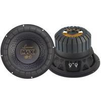 Lanzar MAX12 1000 ワット ハイ Output Car Subwoofer(海外取寄せ品)