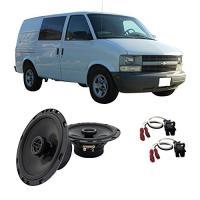 フィット Chevy Astro Van 1996-2005 Rear Door ファクトリー リプレイスメント Harmony H(海外取寄せ品)