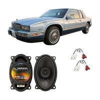 フィット Cadillac Eldorado 1983-1991 フロント Dash ファクトリー リプレイスメント Harmony(海外取寄せ品)