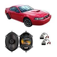 フィット Ford Mustang 1999-2004 フロント Door ファクトリー リプレイスメント Harmony HA-R(海外取寄せ品)