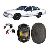 フィット Chevy カプリス 1994-1996 Rear デッキ ファクトリー リプレイスメント Harmony HA-R69 (海外取寄せ品)