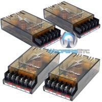 """2 セット プレシジョン Power S2.65c 6.5"""" Component スピーカー By メーカー of Soundstr(海外取寄せ品)"""