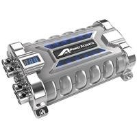 Power Acoustik PCX-30F 24V 30 Farad デジタル Capacitor W/ブルー イルミネーション (海外取寄せ品)