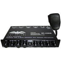 Wet Sounds WS-420 SQ - 4 バンド Parametric Equalizer with 3 ゾーン Opera(海外取寄せ品)