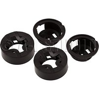 """Wet Sounds SW-808-B 8"""" 125W RMS マリーン Coaxial スピーカー (Black)(海外取寄せ品)"""