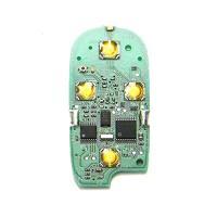 OEM エレクトロニック Honda 4-ボタン Remote キー フォブ with Trunk リリース (FCC ID: OU(海外取寄せ品)