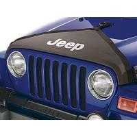 Jeep Wrangler 2007-2014 フロント フード カバー T スタイル W/ロゴ Mopar OEM by Mopa(海外取寄せ品)