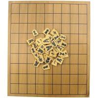 ●ゲーム●木製盤面●将棋盤サイズ:300×260×9mm●1マス寸法:26×31mm●駒の材質:プラ...