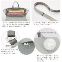 ACE/エース【カナナプロジェクト(Kanana project) カナナポケット 縦型ショルダーバッグ Mサイズ 31812 7inchタブレットサイズ】
