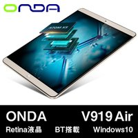【ONDA V919 Air CH Windows10 64GB RAM4G Retina液晶 BT...