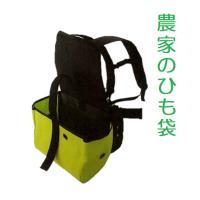 ドウカン 農家のひも袋 新型 KJ-112 (KJ-111の後継) ハンドナイフ付 (誘引ひも、 誘引紐 紐袋)