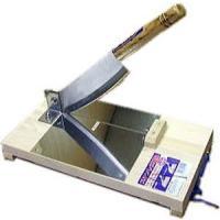 ●餅、南瓜、昆布など多用途に使えるオールカッターです。
