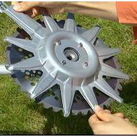 NEW新草刈達人かるべぇは刃径255mmと230mmの両用になりました。 刃径230mmの場合は刃と...