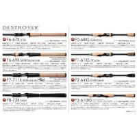こちらの商品はお取り寄せ手配となります。 納期:2〜5日  Megabass DESTROYER ■...
