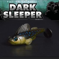 MEGABASS DARK SLEEPER スイムベイト ■Length:3inch  ■Weigh...