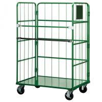 ●品種:かご車(かご台車) ●品番:RC-5C ●出荷単位:1 ●耐荷重:500kg ●色:グリーン...