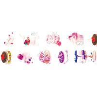 """""""新七天 """"という中国ブランドのマスキングテープになります★  ※当店で検品を行い、品質の良いものを..."""