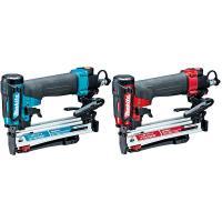 使用ステープル:幅4mm×13・16・19・22・25mm 空打ち防止機構付で、作業中、ステープルが...