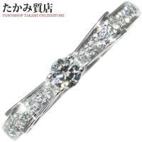 状態:深く目立つキズ等なく、綺麗なお品物になります。 素材:K18WG(ホワイトゴールド) ダイヤ ...