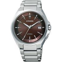 シチズン アテッサ エコドライブ電波腕時計 \60,000+税  【商品番号】   ATD53-30...