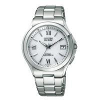 シチズン アテッサ エコドライブ電波腕時計 \50,000+税  【商品番号】   ATD53-28...