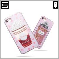 takaranoshima iPhone case frappuccino perfume glit...