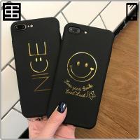 iPhone Case Nice Smile Star Black iPhoneケース ナイス スマ...