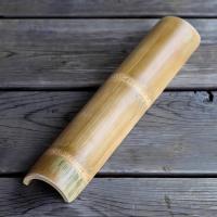 竹踏み(炭化竹)は炭化加工を施したカビ防止効果に優れた竹踏みです。竹表皮を薄く剥いでいるので、磨きが...
