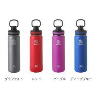タケヤ メーカー公式  水筒 0.7L 24oz ステンレスボトル タケヤフラスク オリジナル 700ml サーモフラスク 直飲み 保冷専用 キャリーハンドル仕様 TAKEYA|takeya-official|02