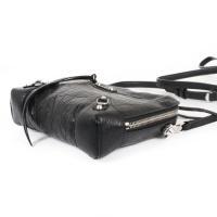 バレンシアガ ショルダーバッグ クラシックレポーター 488795 D940N 1000 ブラック レディース 【BALENCIAGA】