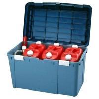 ベランダや軒下での多目的収納に便利なストッカーです。 灯油ポリタンク(一般的なサイズ)18Lなら4本...