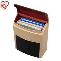 メール便等の大きな配達物がたっぷり入り、不在による再配達問題を解決するネット通販ポスト・ボックスです...