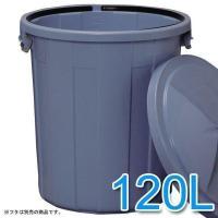 丸型ペール (ごみ箱/ゴミ箱) PM-120 収集日までたっぷり入る大容量のペール☆飲料水も入れるこ...
