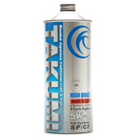・SAE粘度:5W-40 ・容量:1L ・API規格:SM/CF ・100%化学合成油(Synthe...
