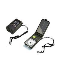多機能サバイバルコンパスです。 オイルコンパス、温度、湿度計、LEDライト、水平器を搭載。 コンパク...