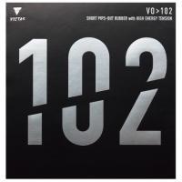 卓球 ラバー 初心者 中級者 上級者 卓球ラバー VICTAS ヴィクタス VO 102 aoa0021 ネコポス便送料無料