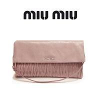 ブランド ミュウミュウ MIUMIU 商品名 ミュウミュウ miumiu ショルダーバッグ(クラッチ...